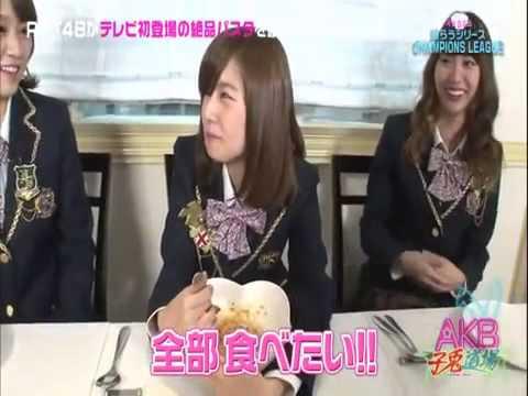 【島崎遥香】ぱるるの脱力系アイドル動画!