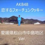 ご当地【恋するフォーチュンクッキー】 愛媛県Ver.