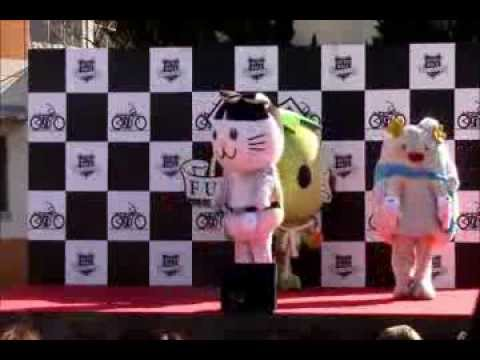 ニャジロウ(秋田のゆるきゃら)