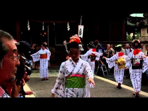 まるまげ祭り