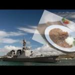 海上自衛隊「カレーの祭典」