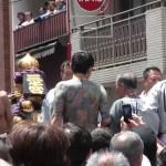 三社祭(浅草神社 5月)