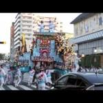 黒崎祇園山笠(北九州市 7月)