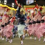 阿波踊り(徳島市 8月12日〜8月15日)