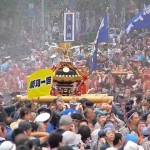 深川祭(富岡八幡宮 8月)