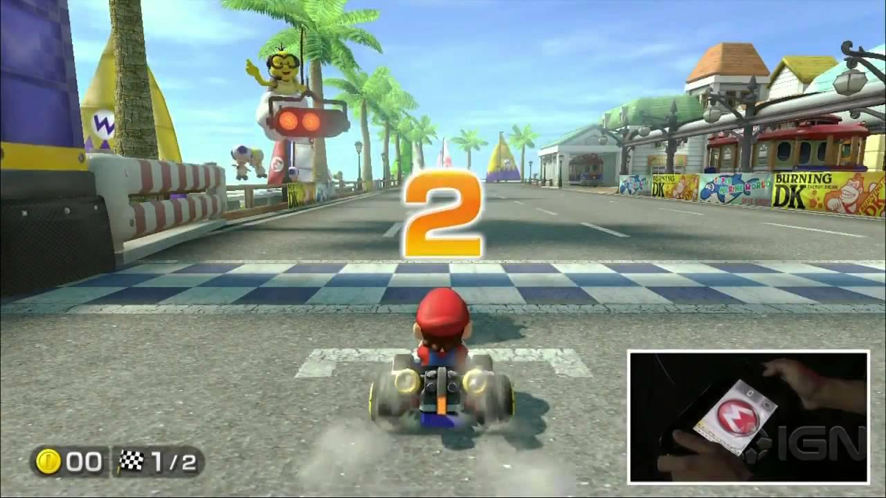マリオカート8(任天堂Wii U)