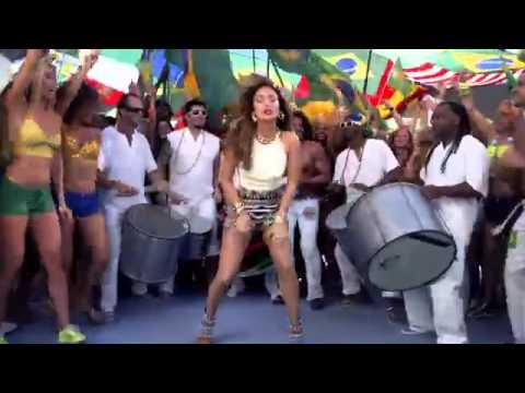 【ブラジルワールドカップ2014】テーマ曲