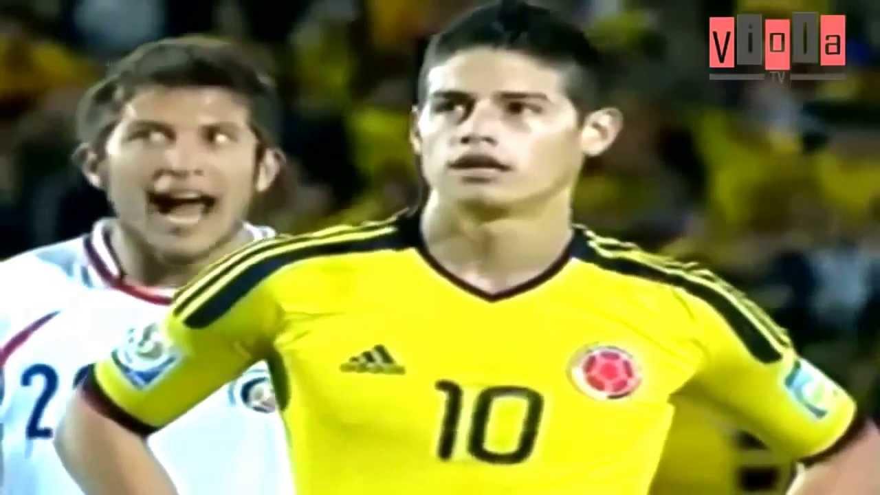 【サッカーコロンビア代表】ハメスロドリゲス