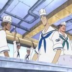 197話「料理人サンジ!海軍食堂で真価発揮!」