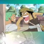 31話「東の海最悪の男!魚人海賊アーロン!」