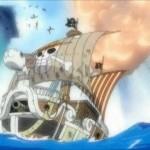 310話「友、海より来る!麦わら一味最強の絆」