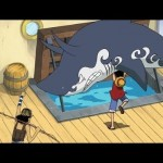 326話「謎の海賊ご一行!サニー号と危険な罠」