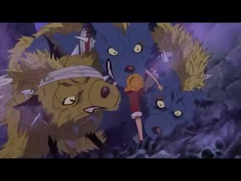 341話「ナミ大ピンチ!ゾンビ屋敷と透明人間」