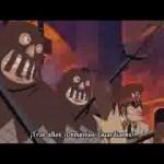 445話「危険な出会い!黒ひげと雨のシリュウ」