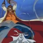 498話「ルフィ弟子入り!? 海賊王と戦った男!」