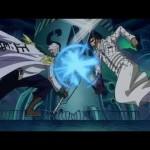 610話 「ぶつかる拳!二人の中将の戦い」