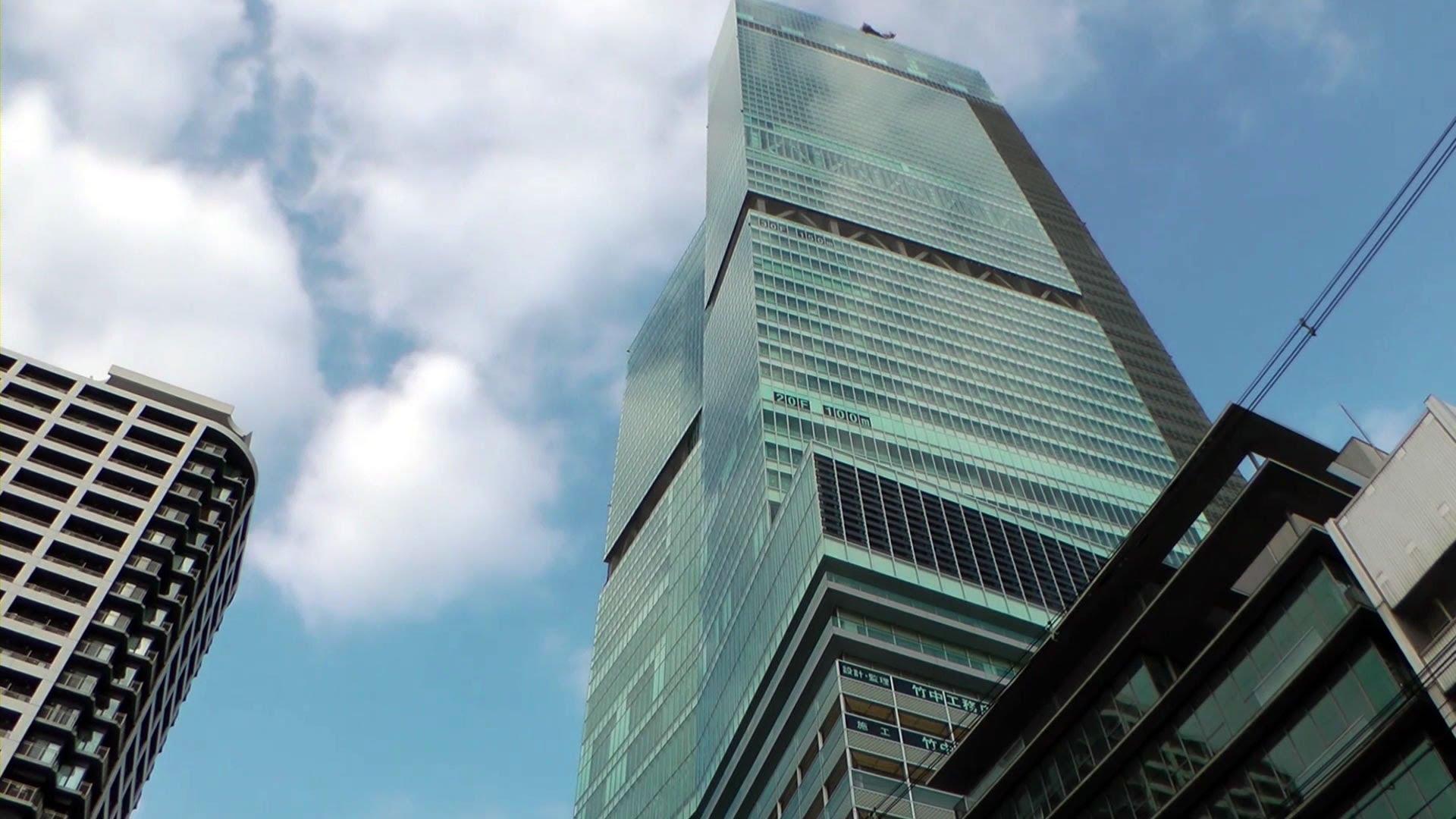 日本一高いビル