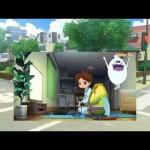 【妖怪ウォッチ】第9話「コマさん~再会編~/妖怪セミまる/ロボニャン始動!」