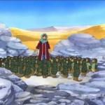 96話「緑の町のエルマルとクンフージュゴン!」