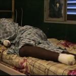 イスラム過激派に腕や足を切断された窃盗犯
