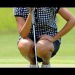 【セクシー】美人ゴルファー木戸愛【パンチラ】