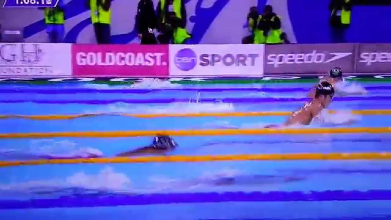 水泳の怪物!萩野公介