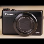 キャノン PowerShot G7X