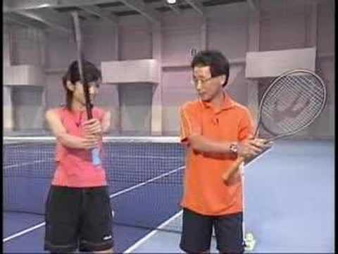 【テニス】バックハンドの打ち方