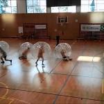 超楽し~い『バブルサッカー』のプレイ動画!
