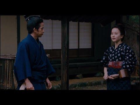 全米も泣いた!映画「蜩ノ記」(ひぐらしのき)2014年