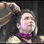 【壮絶!】女子プロレス 敗者髪切りマッチ