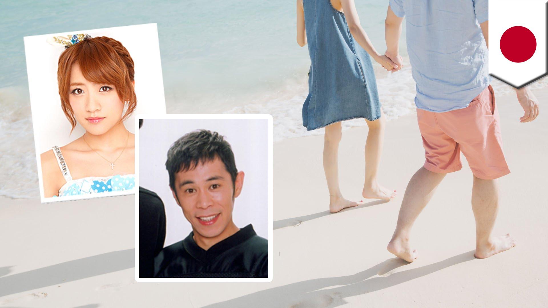 高橋みなみ♡岡村隆史の熱愛報道?!