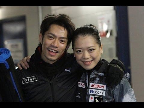 高橋大輔(28)一般女性と熱愛発覚!