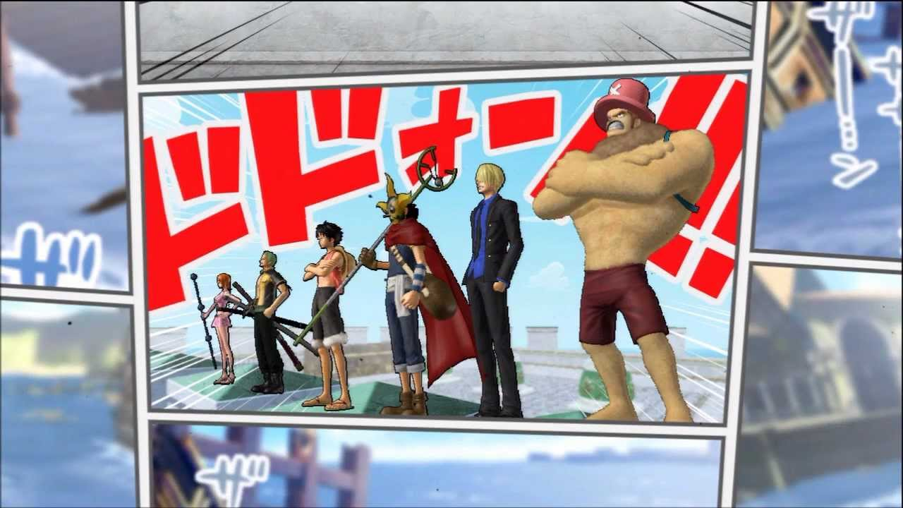 ONE PIECE 海賊無双 第10話 「司法の島の大決戦!!」