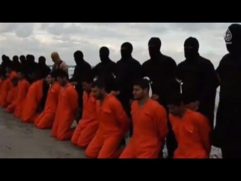 「イスラム国」がエジプトのキリスト教徒21人を殺害・・・