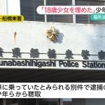 千葉県船橋市 野口愛永さん監禁殺人事件