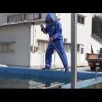 【一般の方は閲覧注意】イノシシの解体動画