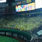 【阪神タイガース】ラッキーセブンの風船飛ばしと六甲おろし