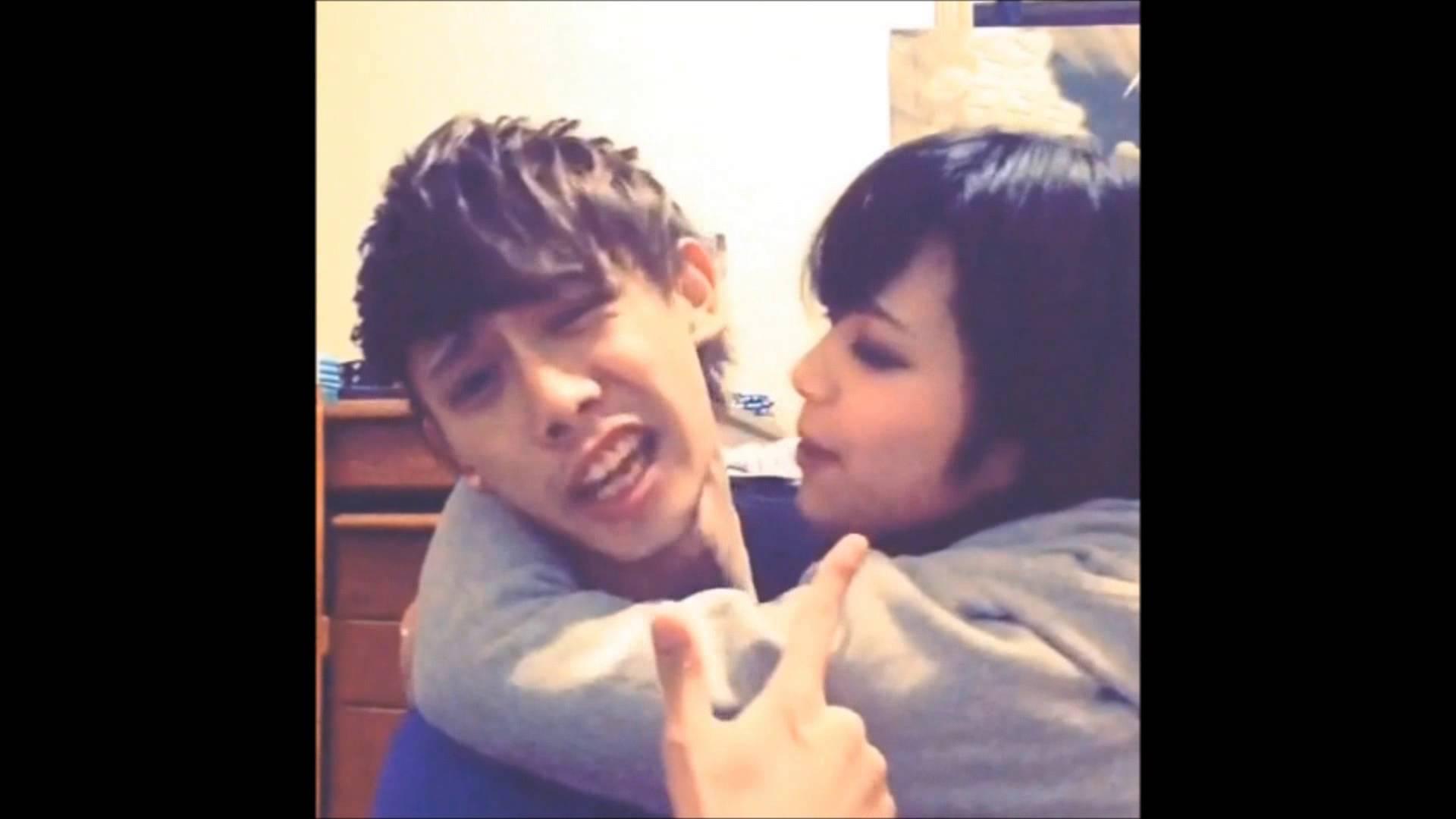 Vineのキス動画!