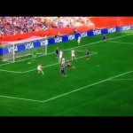 なでしこジャパンvsオランダ【FIFA女子ワールドカップ カナダ2015】