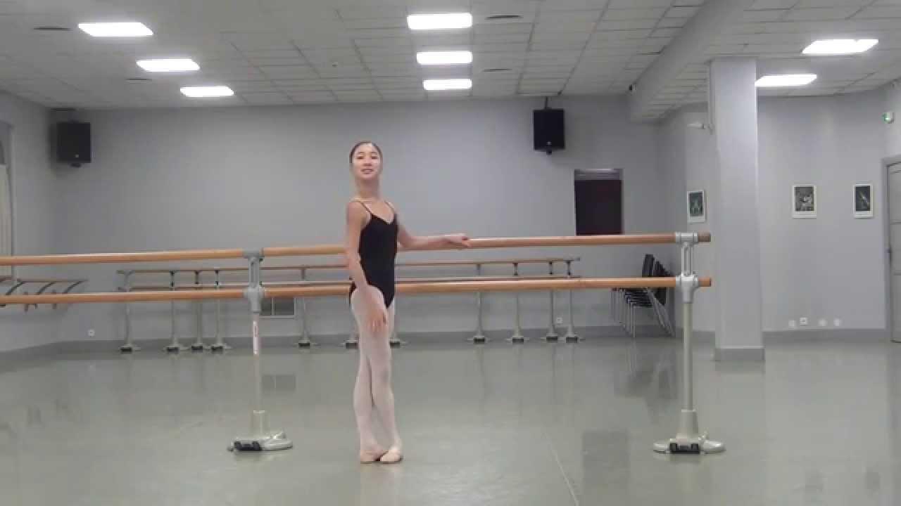 ローザンヌ国際バレエ(2015)5位入賞! 金原里奈さんの動画集~