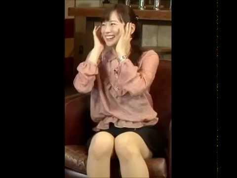アラサーでも超かわいい皆藤愛子さんセクシー動画集!