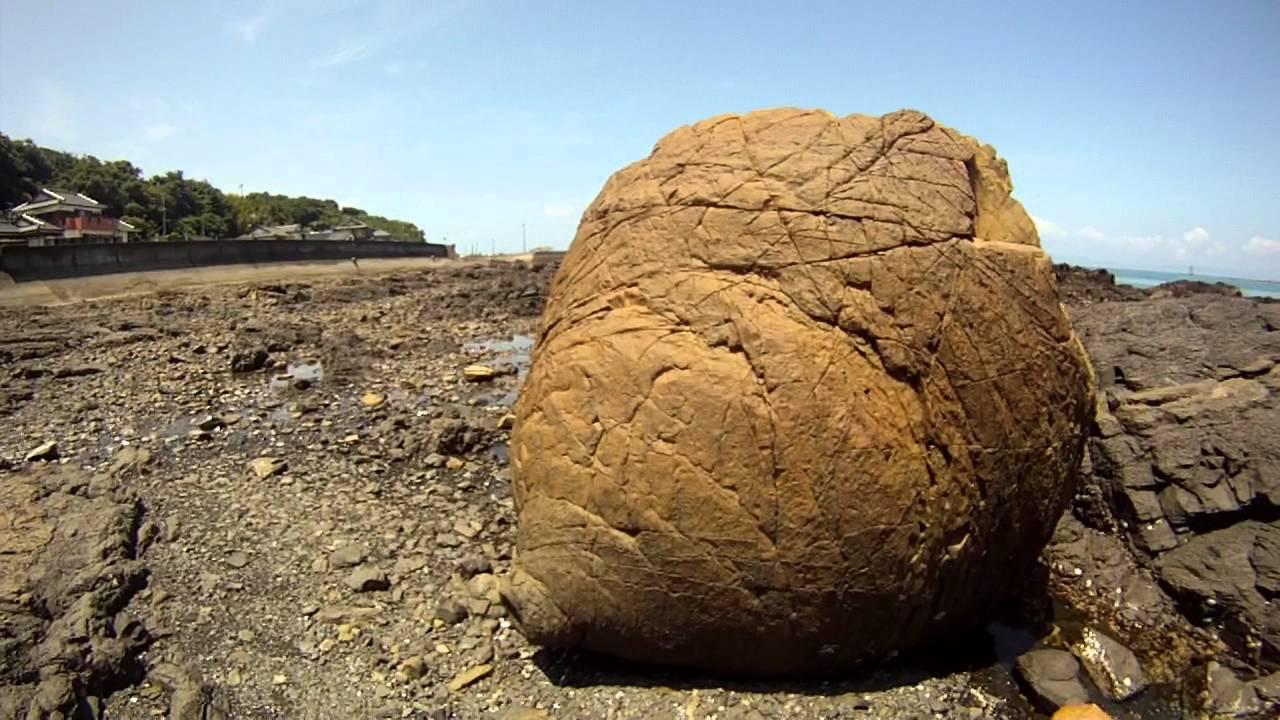 【おっぱいパワー!】おっぱい岩【パワースポット】