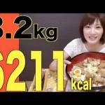 木下ゆうかの大食いチャレンジ動画!