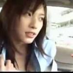 自動車教習所のエッチな先生の動画♡(立花里子)