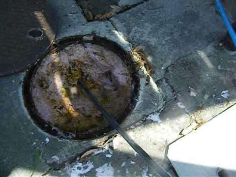 【絶対見るな!】うんこが下水管を流れる映像【※うんこが好きな人以外完全閲覧禁止】