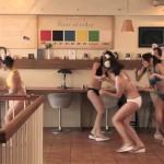 ニャンキー6が水着でセクシーダンス!