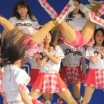 チアドラゴンズのVジャンプ動画!