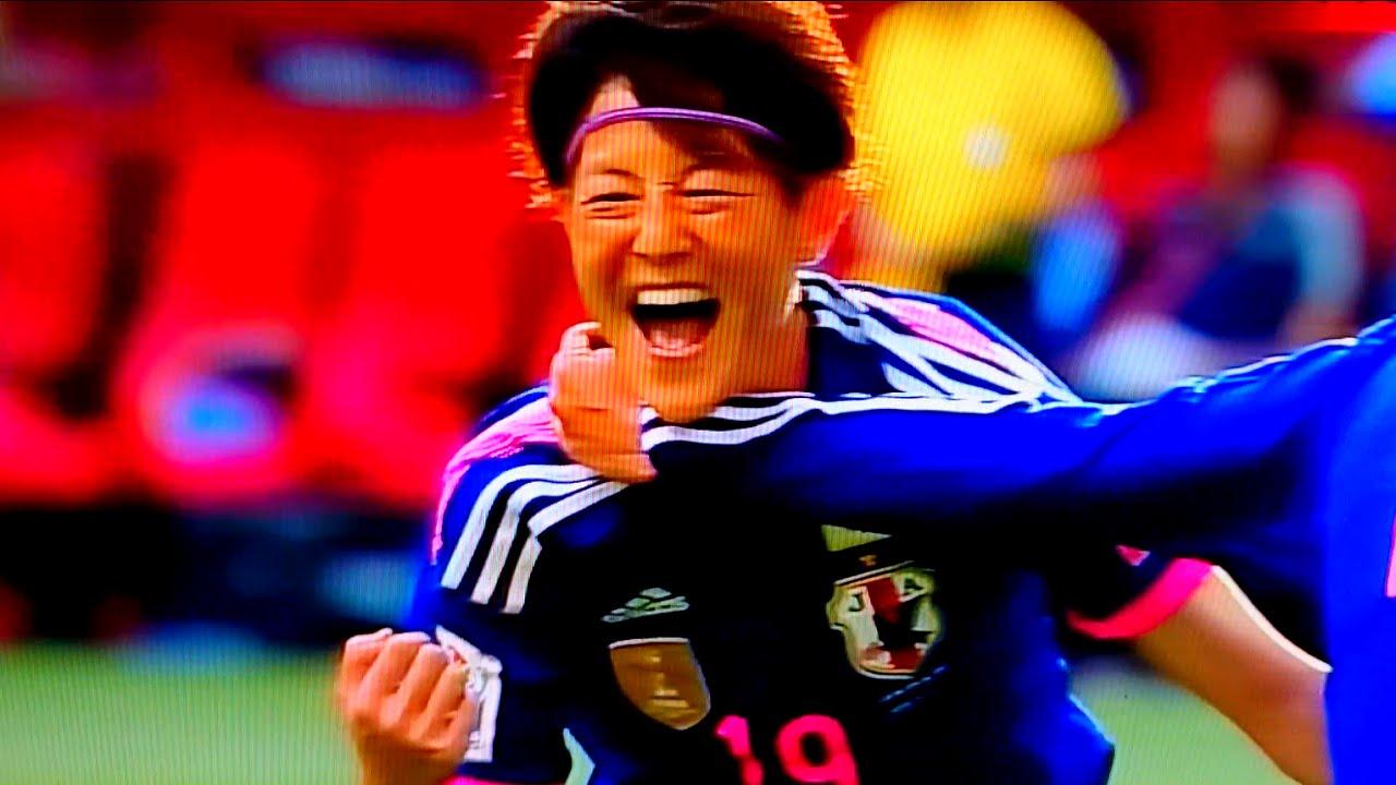 なでしこジャパン サッカー女子W杯カナダ大会速報!