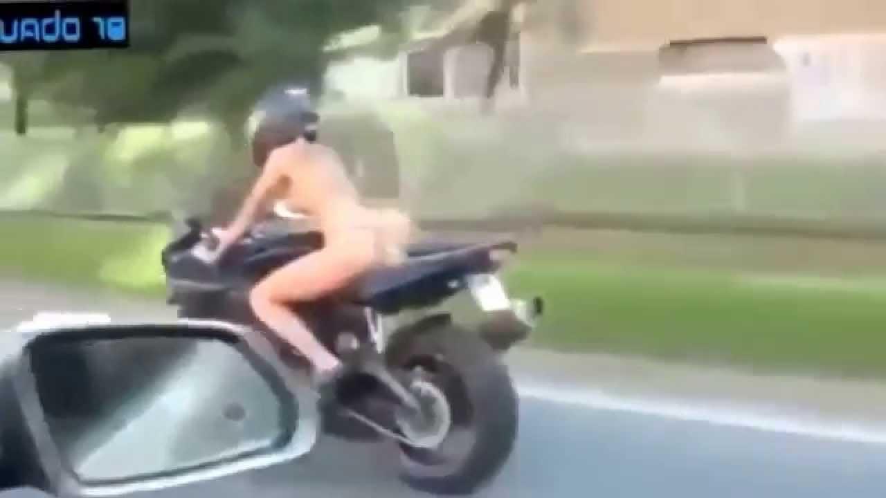 全裸ライダー